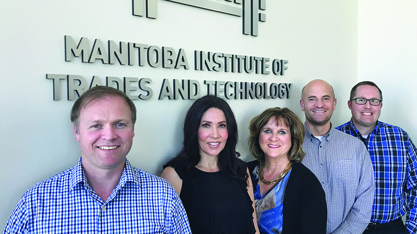 Manitoba Institute of Trades and Technology's staff