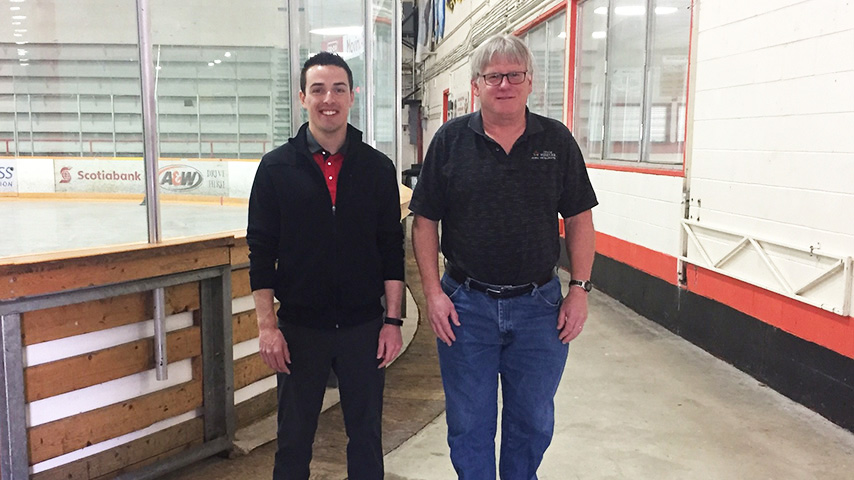 Winkler Arena management